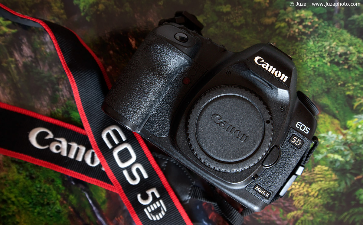 The Canon 5D Mark II Noise Myth