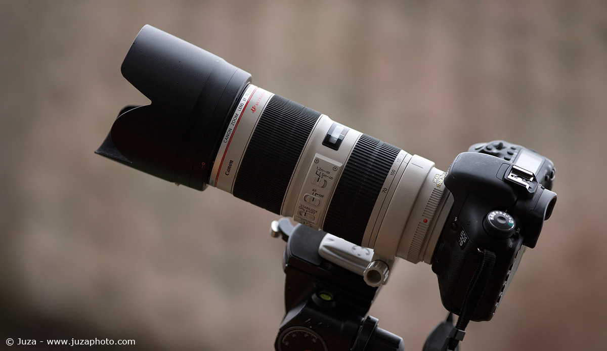 Canon Zoom Lens 70-200 Canon 70-200 F/2.8 l is Usm ii