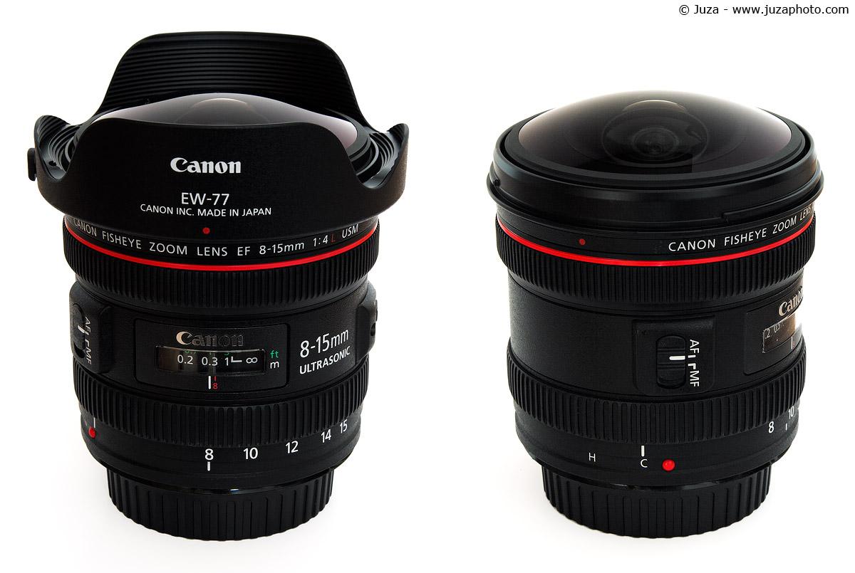 Canon EF 8-15mm f/4 L USM Fisheye | JuzaPhoto