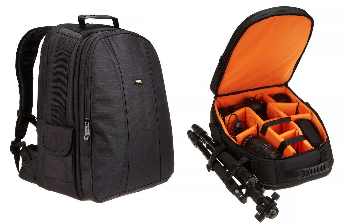 eea63e6492 AmazonBasics - Zaino porta reflex/laptop : Caratteristiche e ...