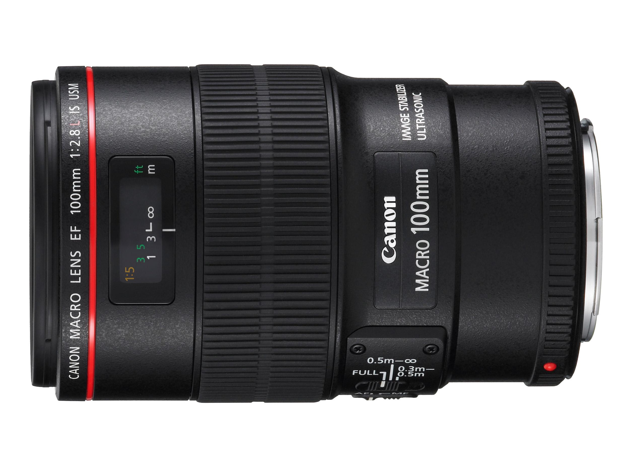 Canon 100mm f/2.8 L IS Macro