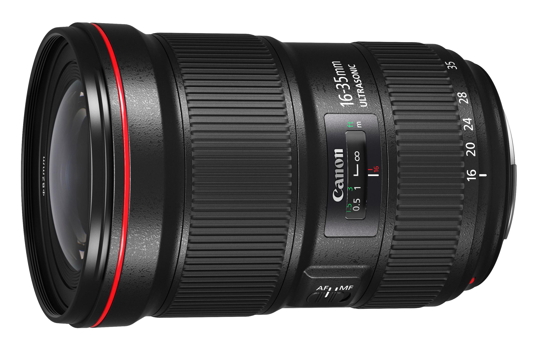 Canon EF 16-35mm f/2.8 L III USM : Caratteristiche e ...