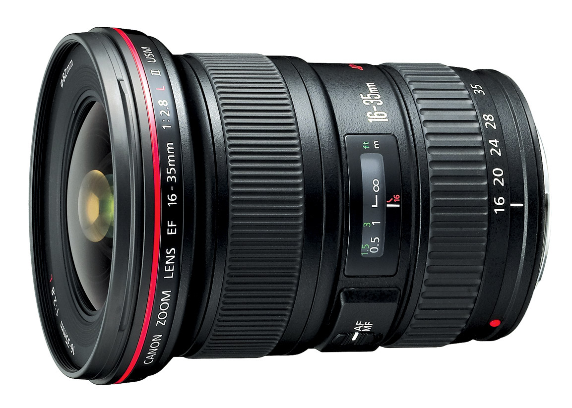 Canon EF 16-35mm f/2.8 L USM II : Specifications and ...