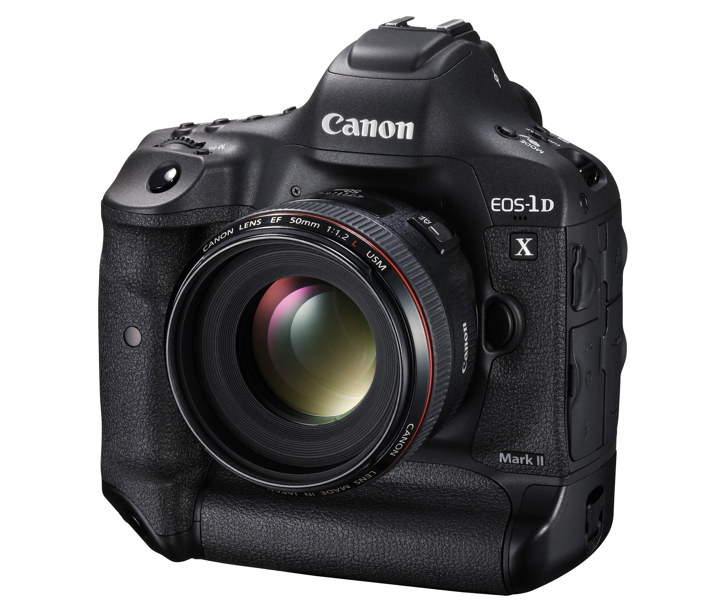The Canon 1DX Mark II is a reflex camera with FF 1 0x sensor and 20 2 megapixels manufactured from 2016 The range of sensitivities including ISO