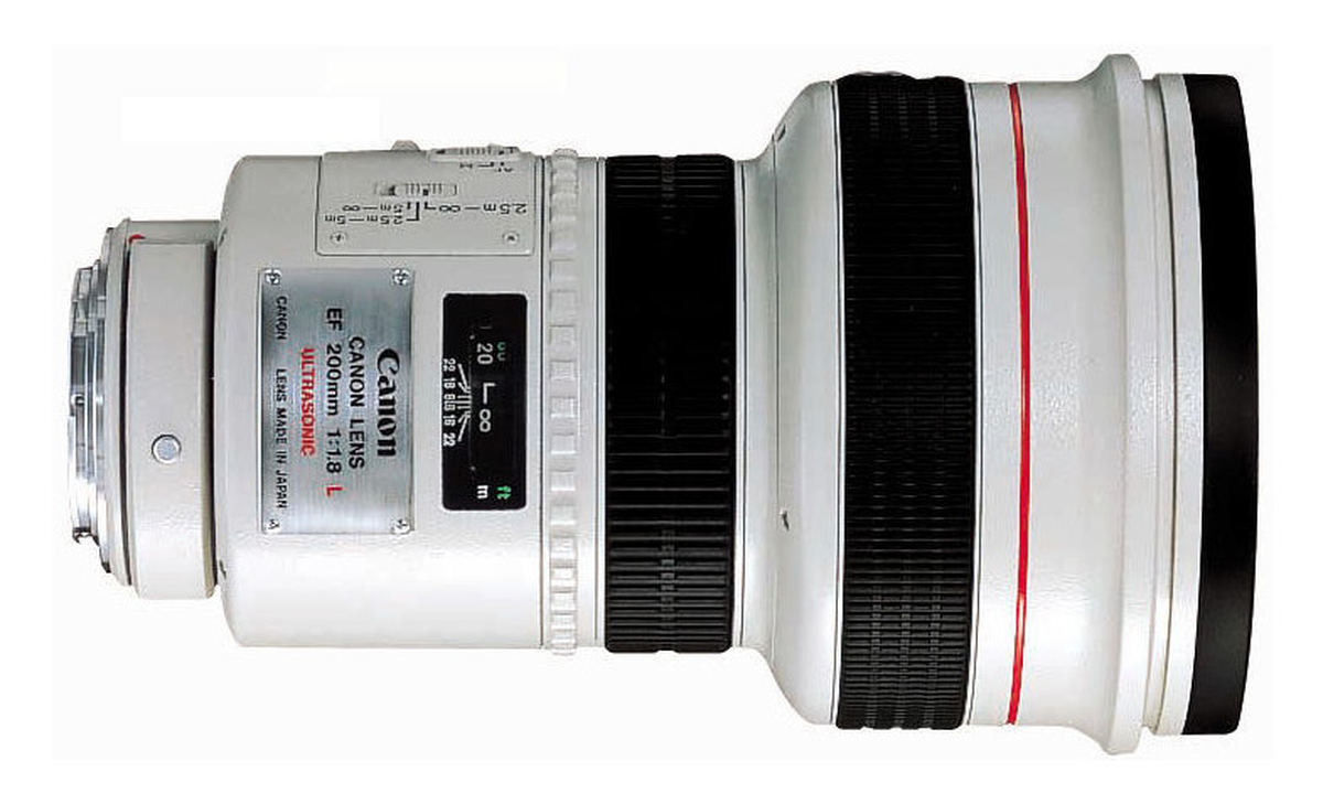 Canon Ef 200mm F 1 8 L Usm Specifications And Opinions Juzaphoto