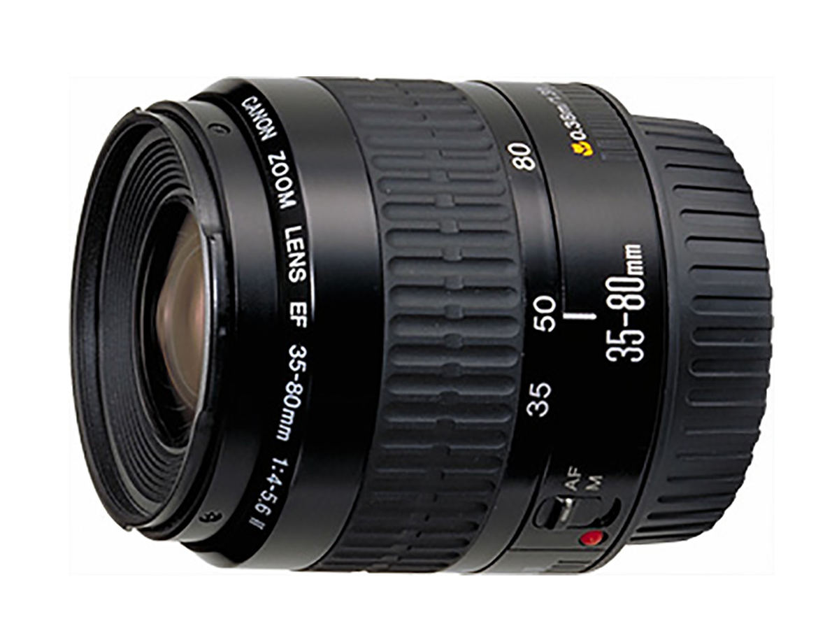 Canon Ef 35 80mm F 4 5 6 Ii Specifications And Opinions Juzaphoto