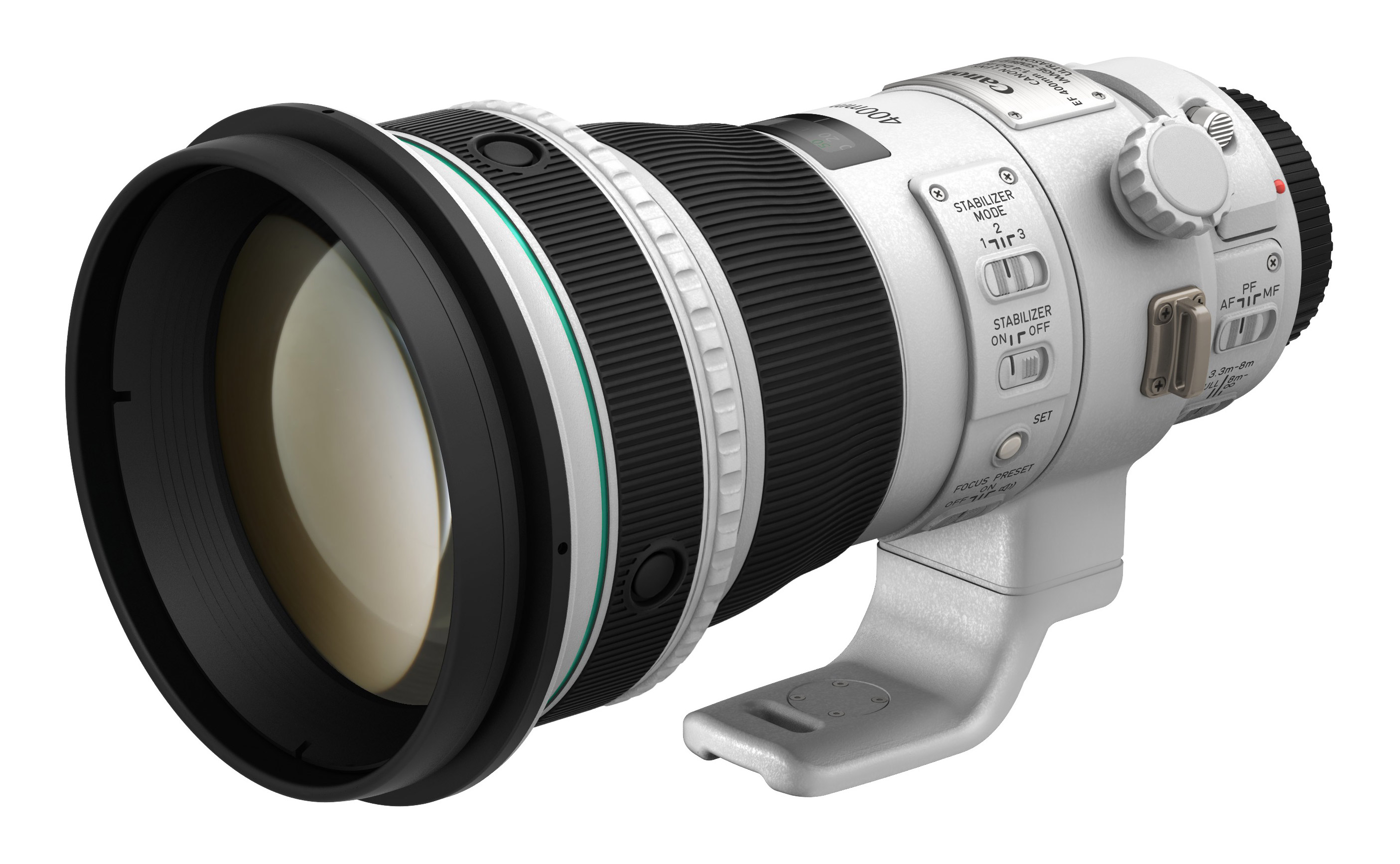 Canon EF 400mm f/4 DO IS II