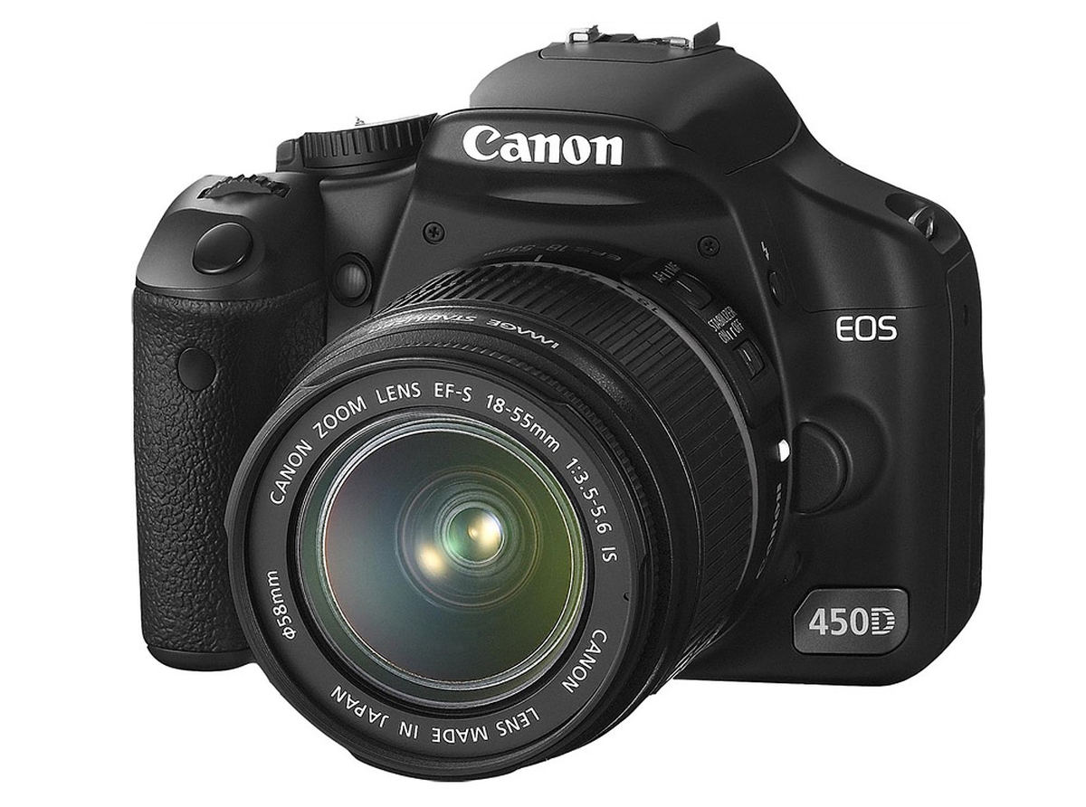 Canon 450D : Specifications and Opinions | JuzaPhoto