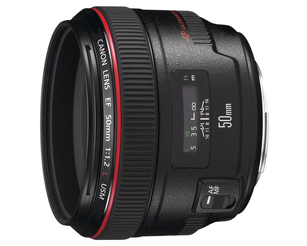 Canon EF 50mm f/1.2 L USM : Specifications and Opinions | JuzaPhoto