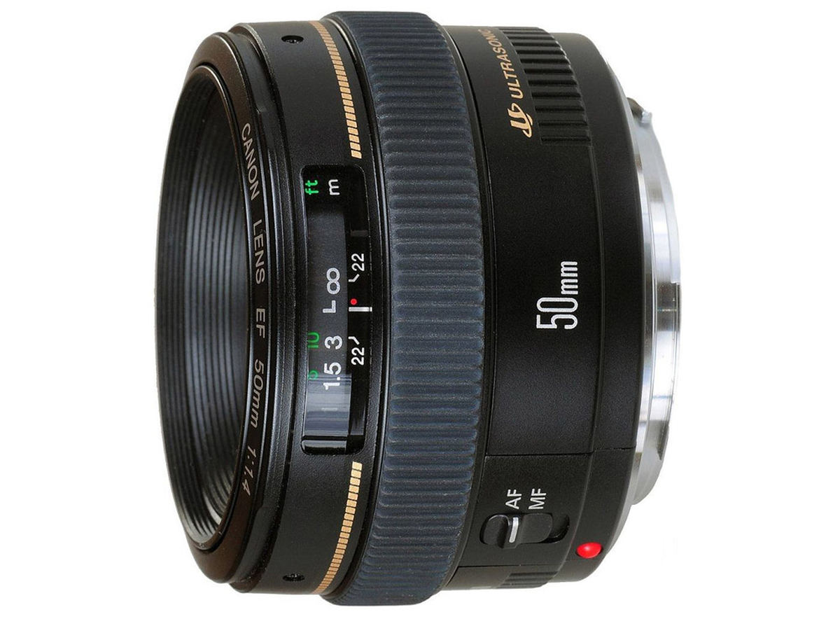Canon EF 50mm f/1.4 USM : Specifications and Opinions | JuzaPhoto