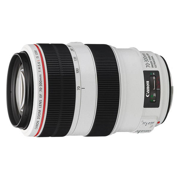 Canon EF 70-300mm f/4-5.6 L IS USM