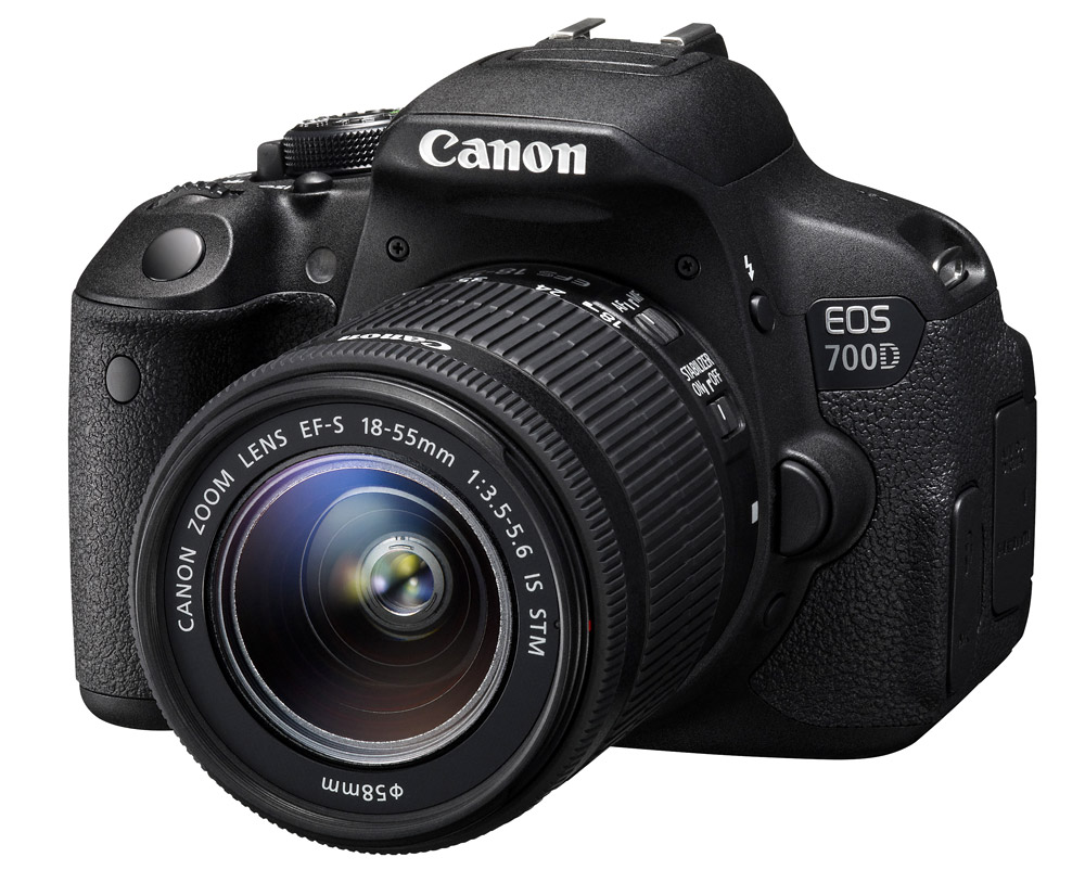 how to change fps on canon 700d
