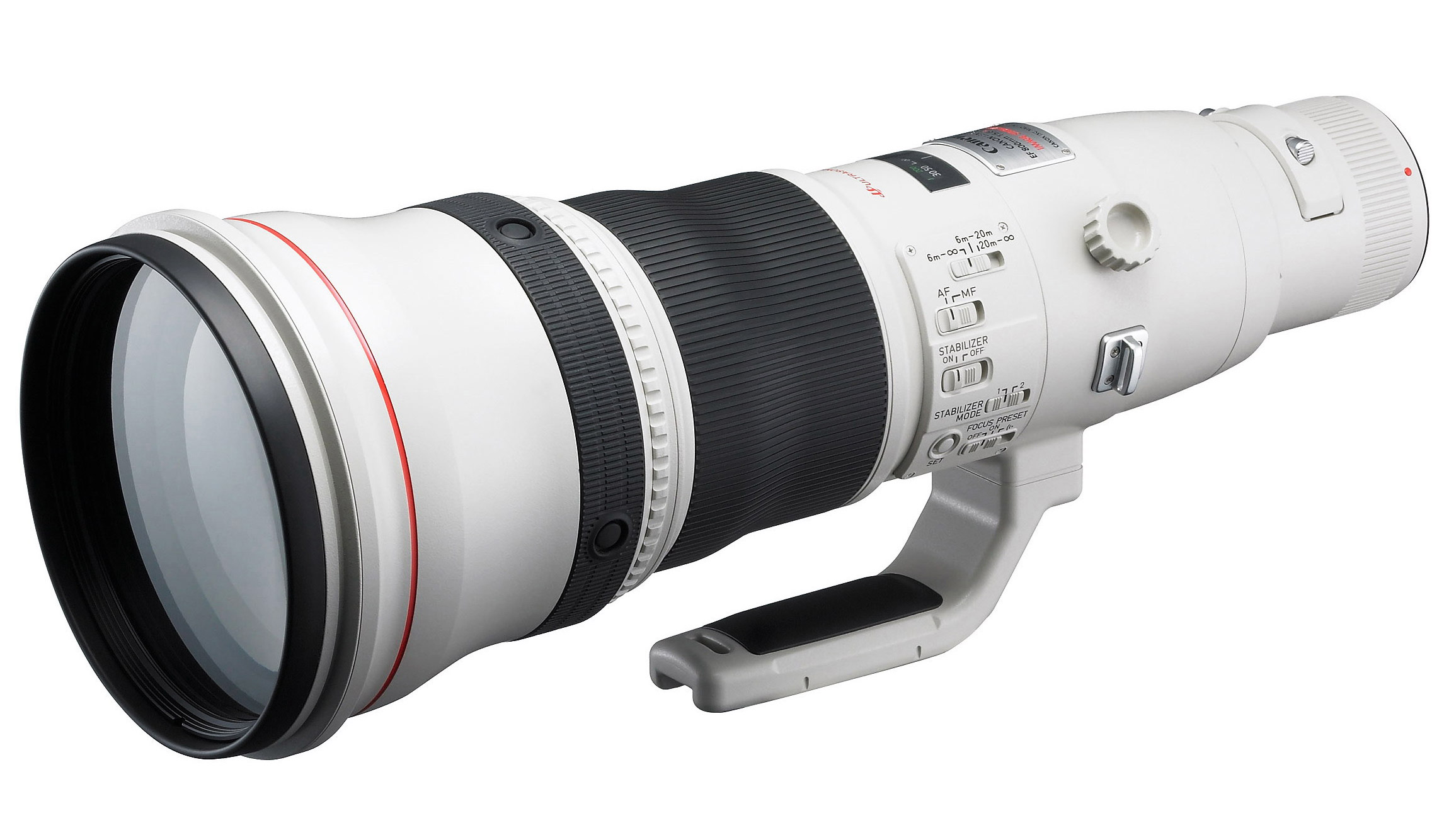Canon Ef 800mm F 5 6 L Is Usm Specifications And