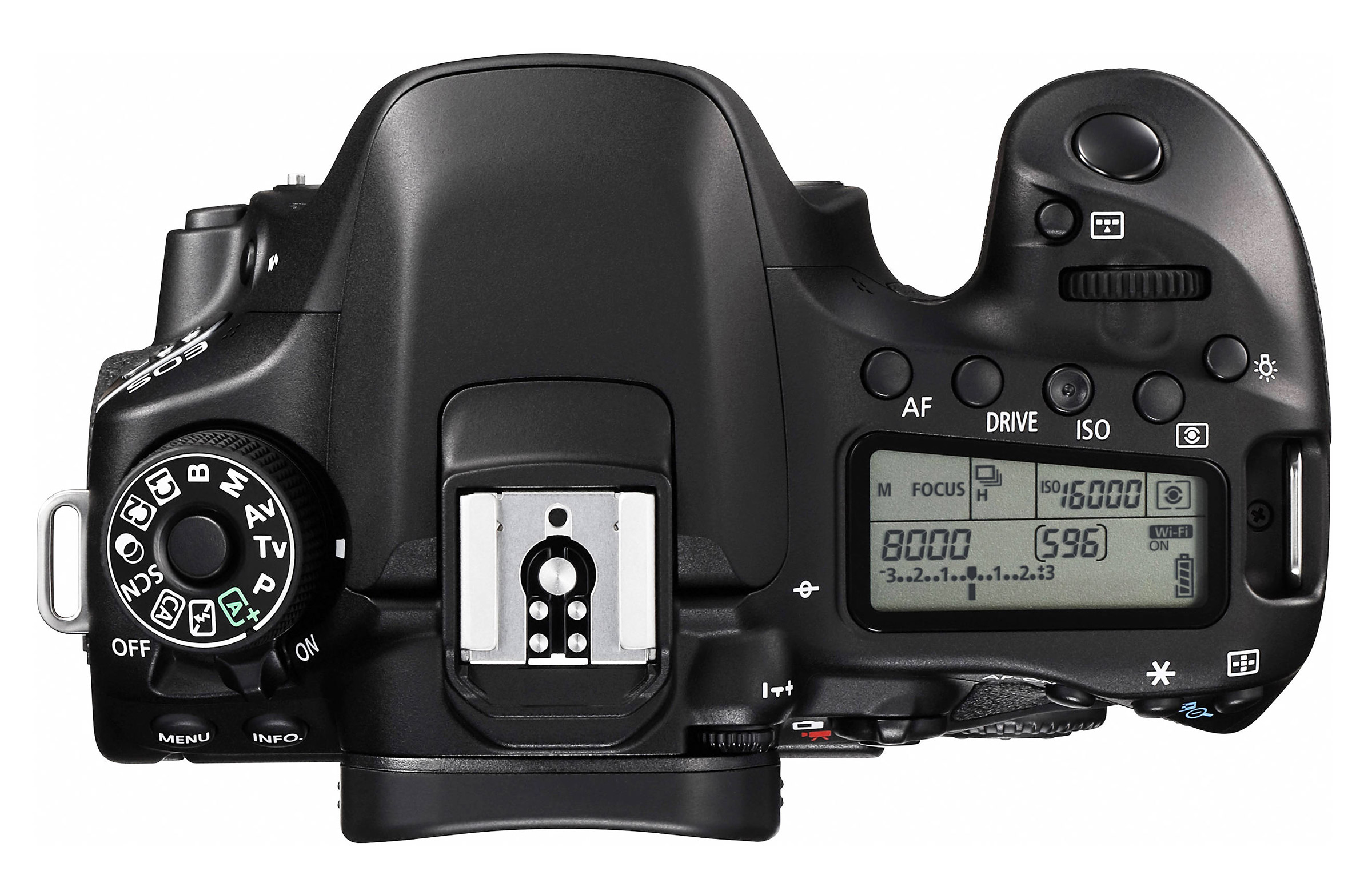 Canon 80D Canon 80D