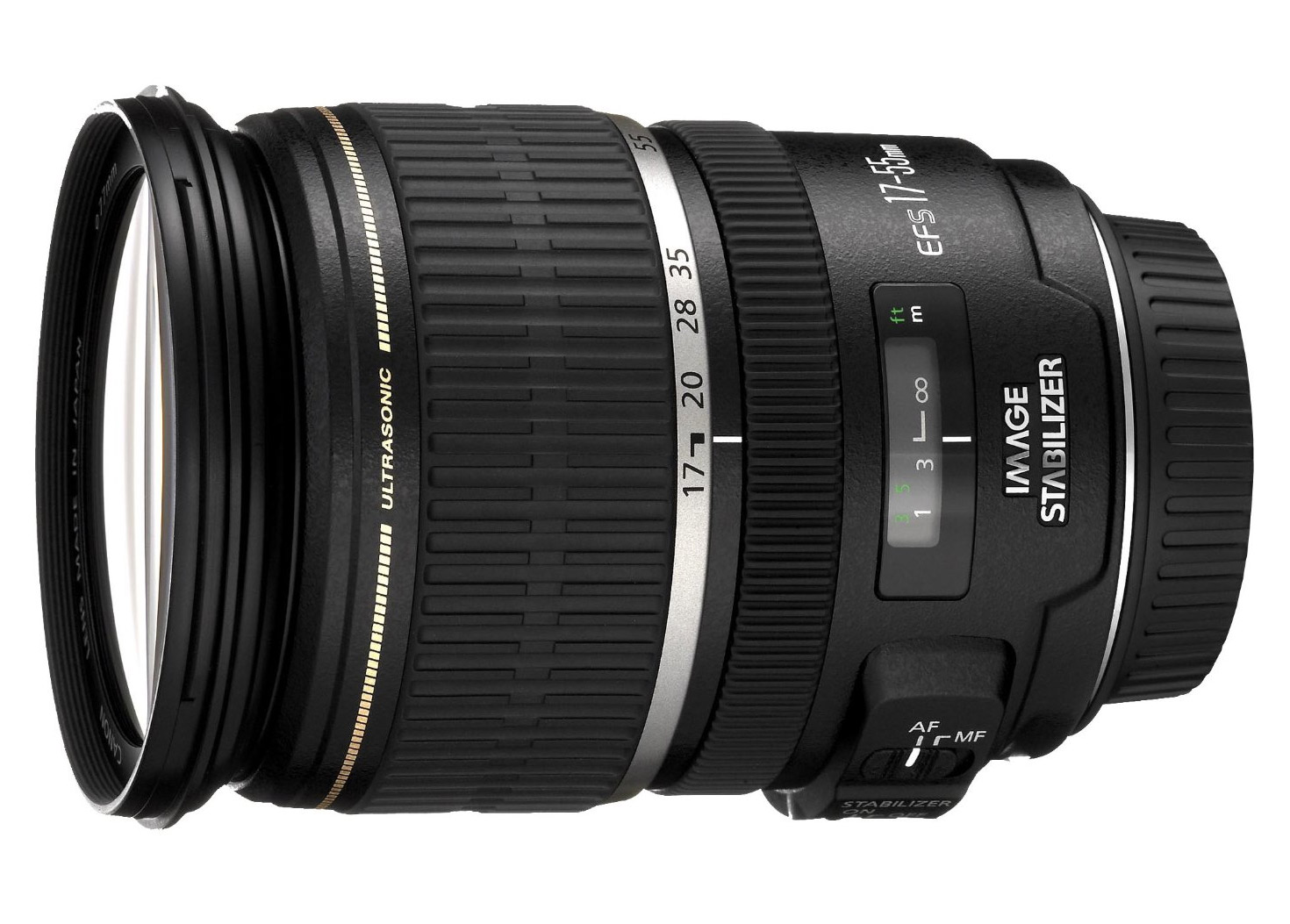 Canon EF-S 17-55mm f/2.8 IS USM ...