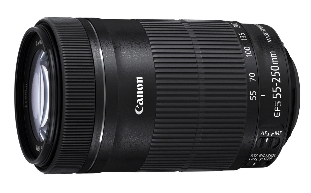 Canon Ef S 55 250mm F 4 5 6 Is Stm