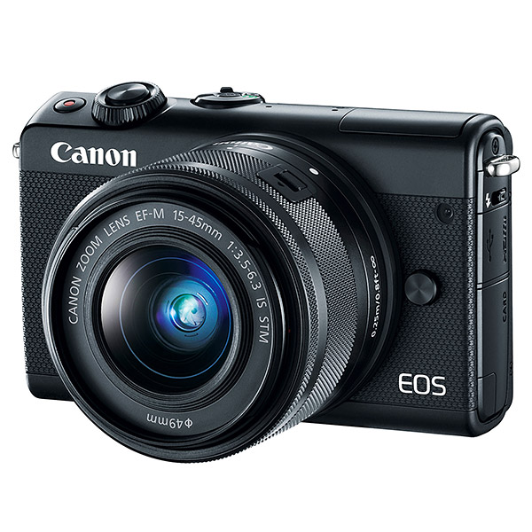 Canon EOS M100, front