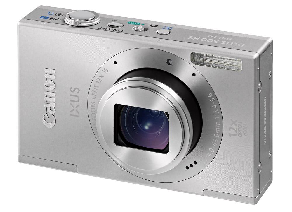 Canon Ixus 500 Hs Инструкция