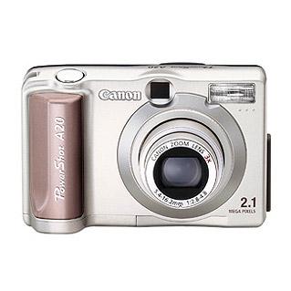 Canon PowerShot A10