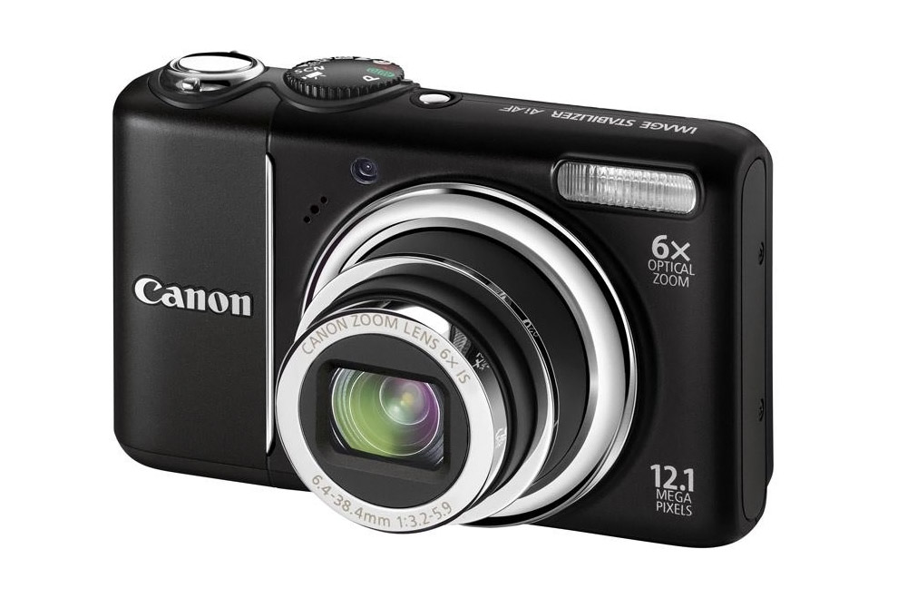 Canon PowerShot SX210 IS Key Features