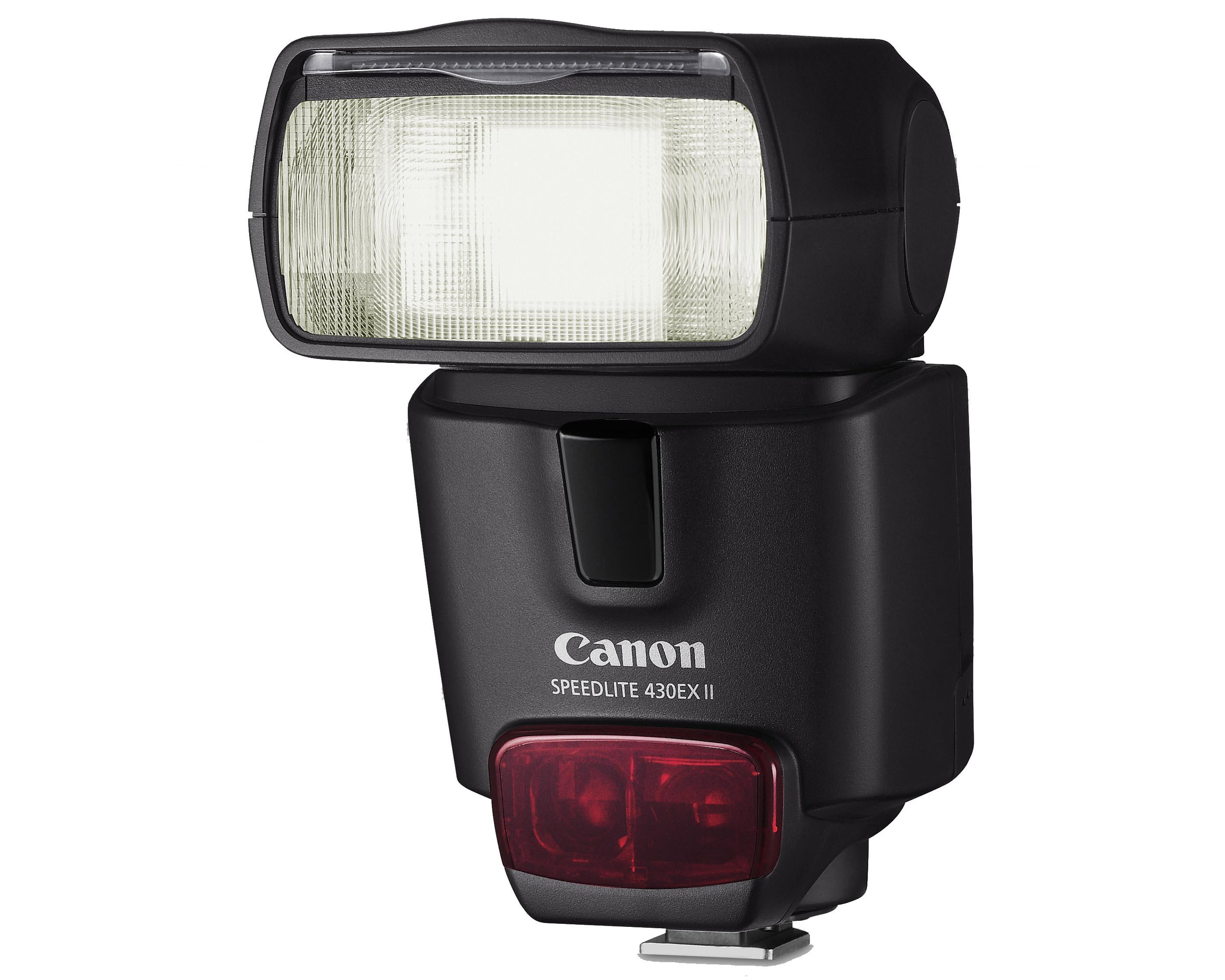 Canon Speedlite 430EX II : Specifications and Opinions