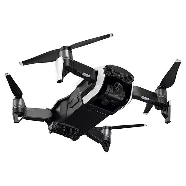 DJI Mavic Air, back