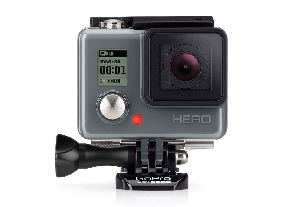 Image result for GoPro HERO (Entry Level)
