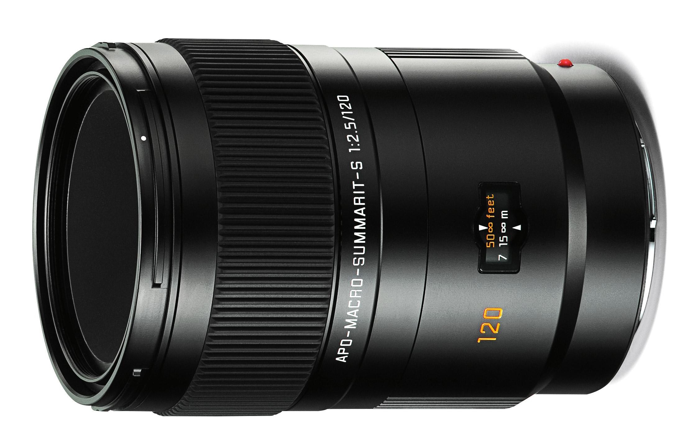 Leica Apo-Macro-Summarit-S 120mm f/2.5 CS