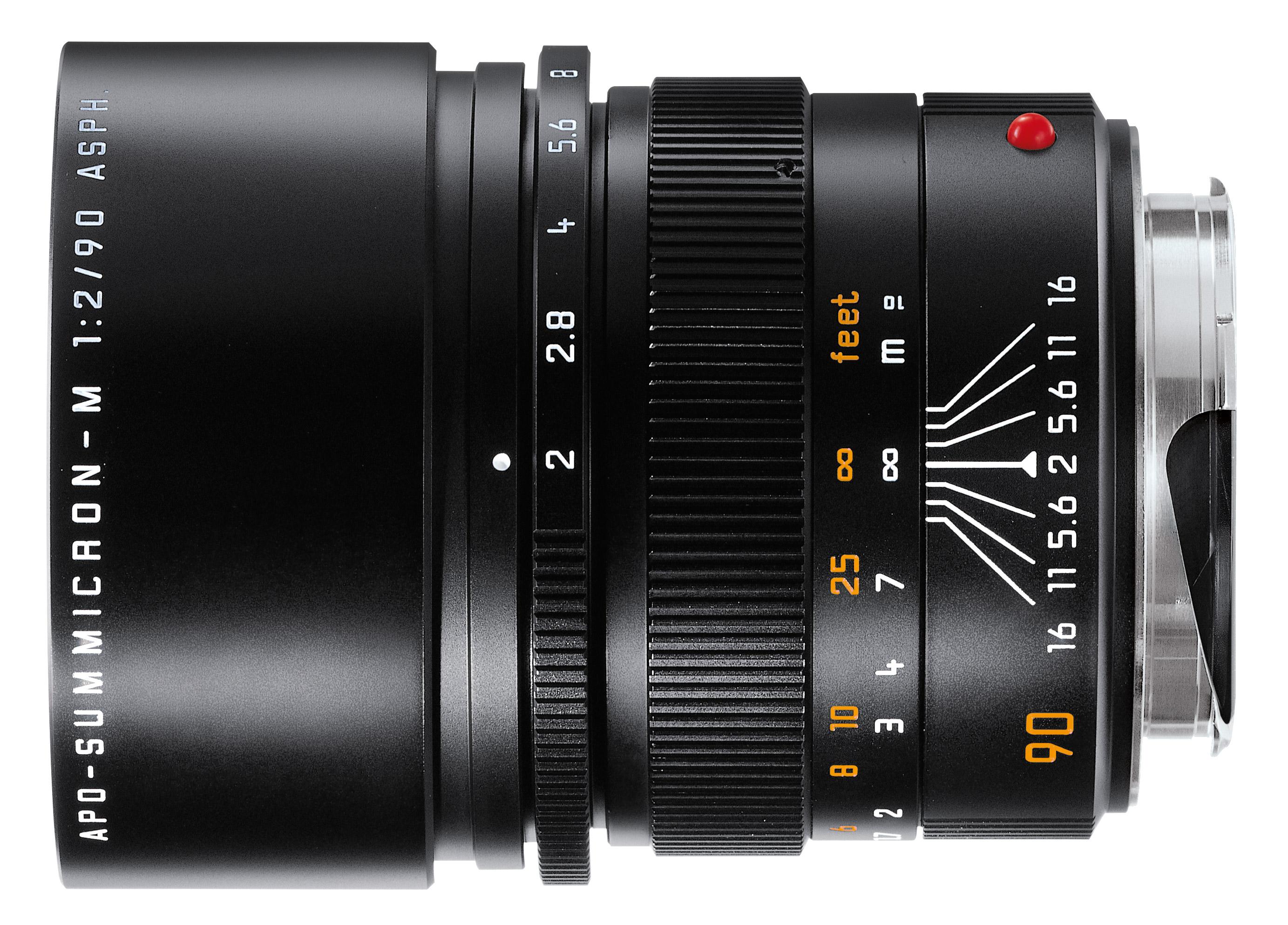Leica Apo-Summicron-M 90mm f/2 ASPH
