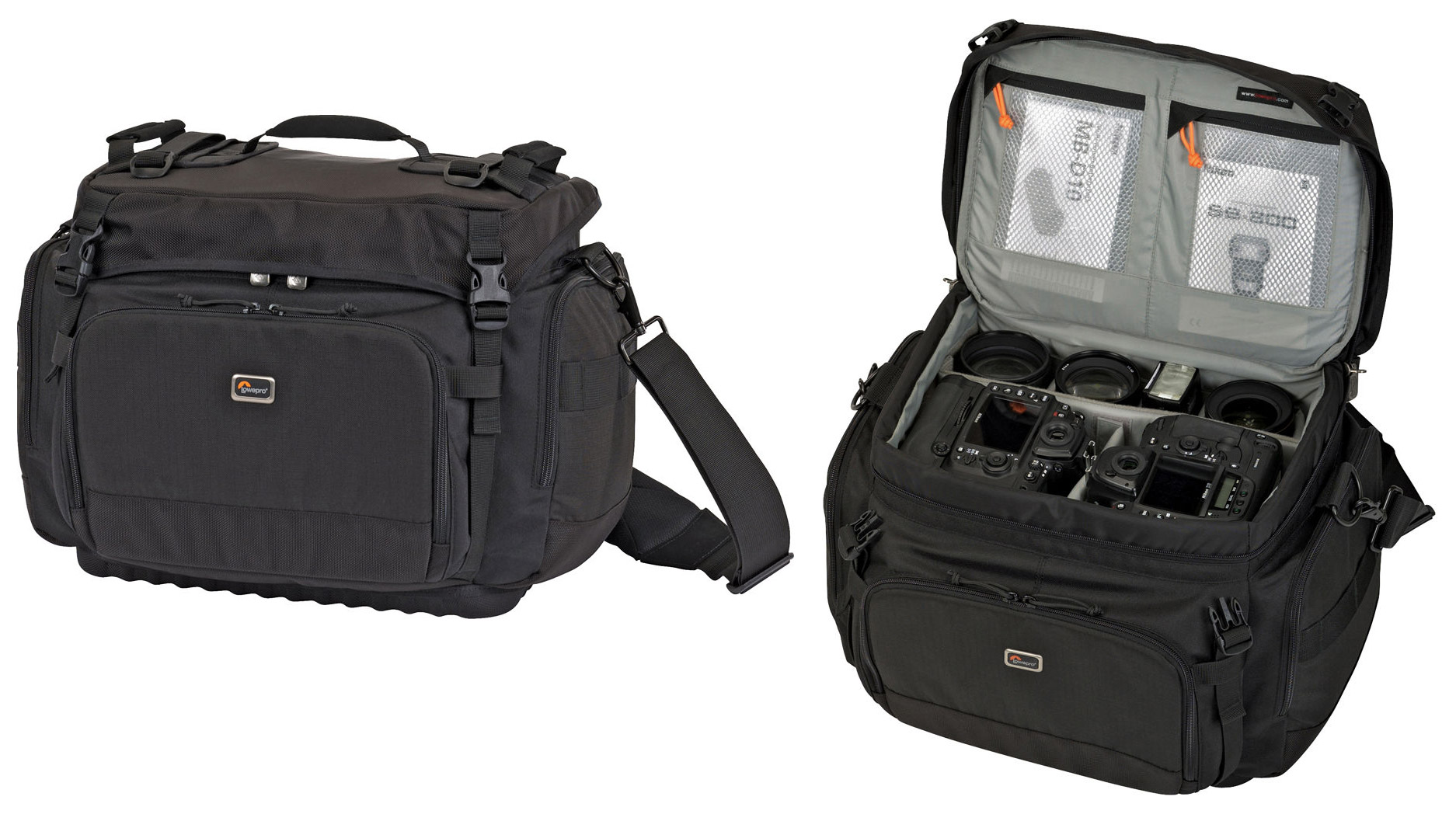 Lowepro Magnum 400 Aw Camera Shoulder Bag 97