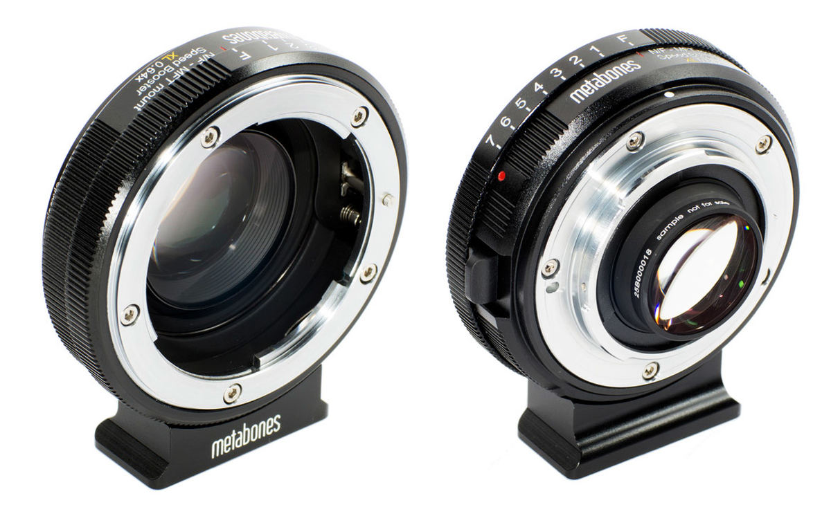Metabones Nikon G To Micro 4 3 Speed Booster Xl Specifications And Opinions Juzaphoto