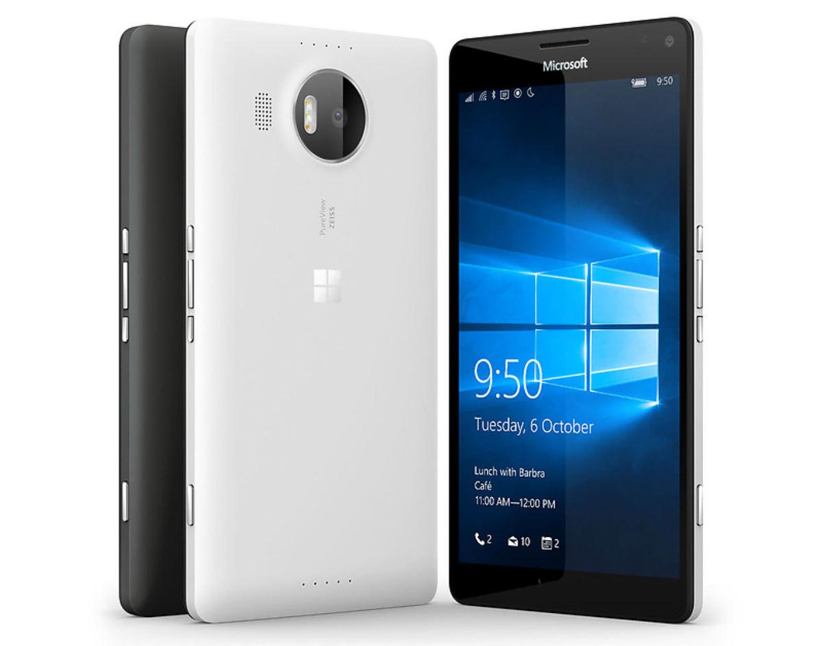 Microsoft Lumia 950 XL : Caratteristiche e Opinioni | JuzaPhoto