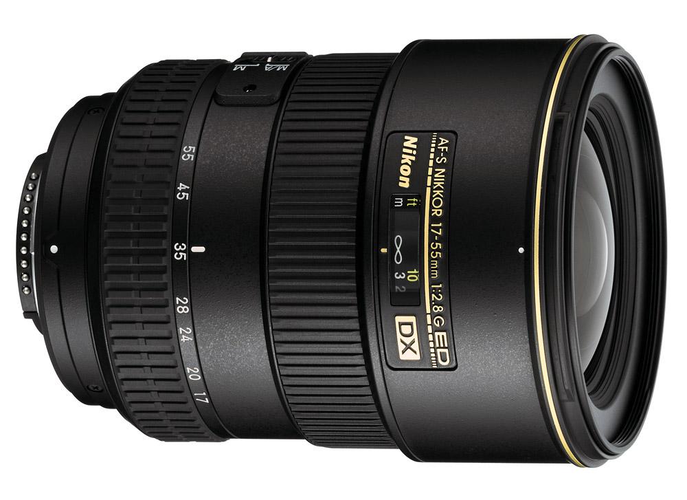 Nikon 17 55 f2 8dx