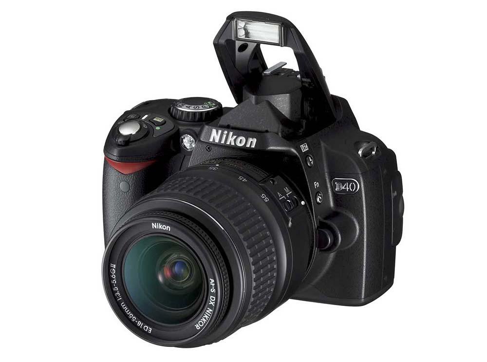 Nikon D40 : Specificat...