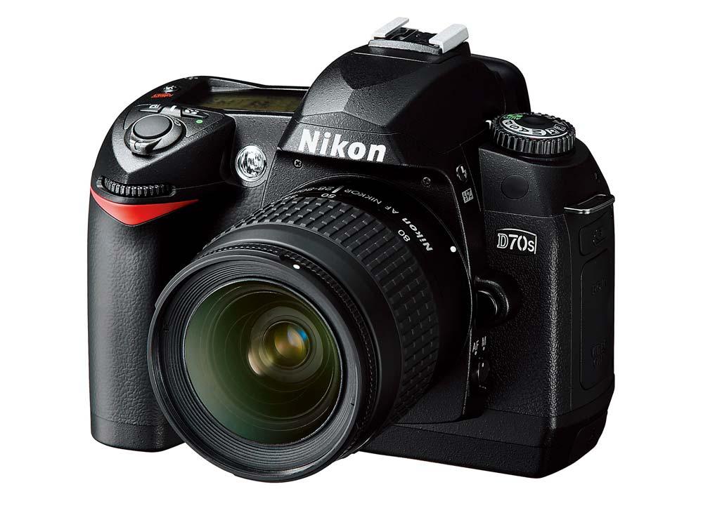 ... » Reflex e... D70 Nikon