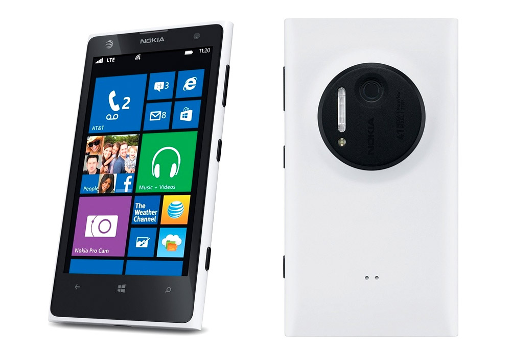 nokia lumia 1020 white. Nokia Lumia 1020 White O