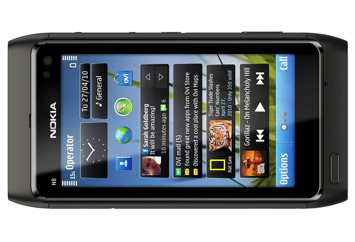 Nokia N8 Specifications And Opinions Juzaphoto