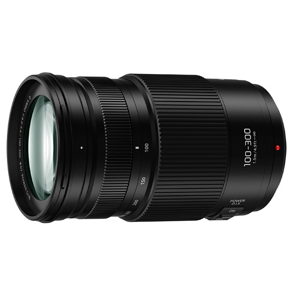Panasonic Lumix G 100-300mm f/4-5.6 II OIS