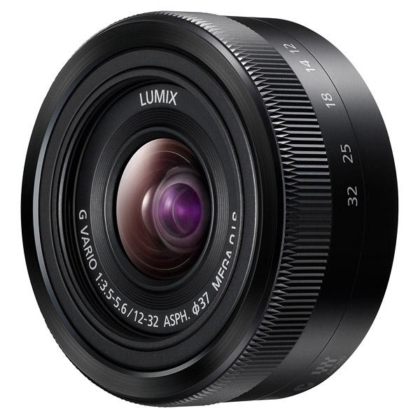 Panasonic Lumix G Vario 12-32mm f/3.5-5.6 OIS