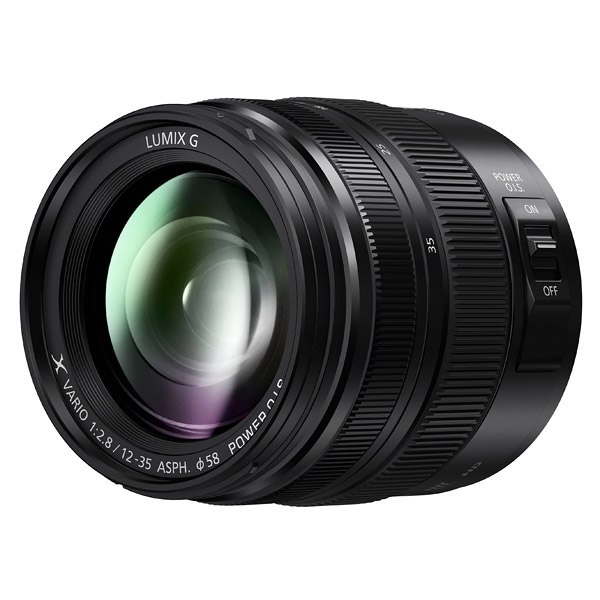 Panasonic Lumix G X 12-35mm f/2.8 II OIS
