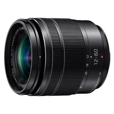 Panasonic Lumix G Vario 12-60mm f/3.5-5.6 OIS