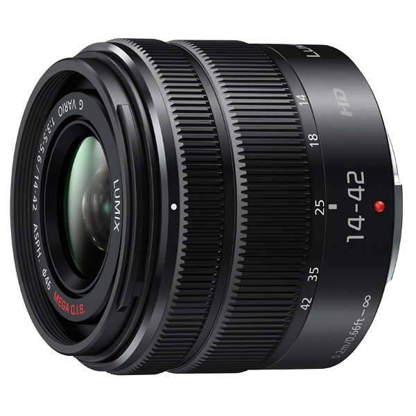 Panasonic Lumix 14-42mm f/3.5-5.6 II OIS