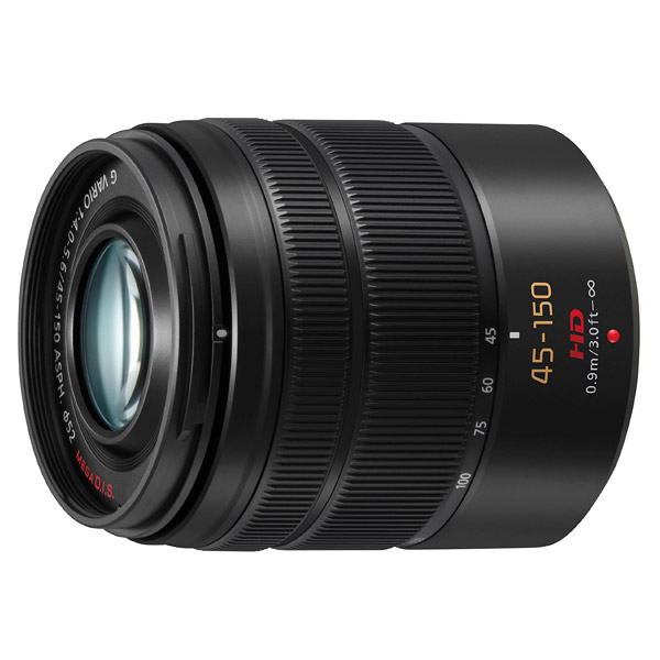 Panasonic Lumix G 45-150mm f/4-5.6