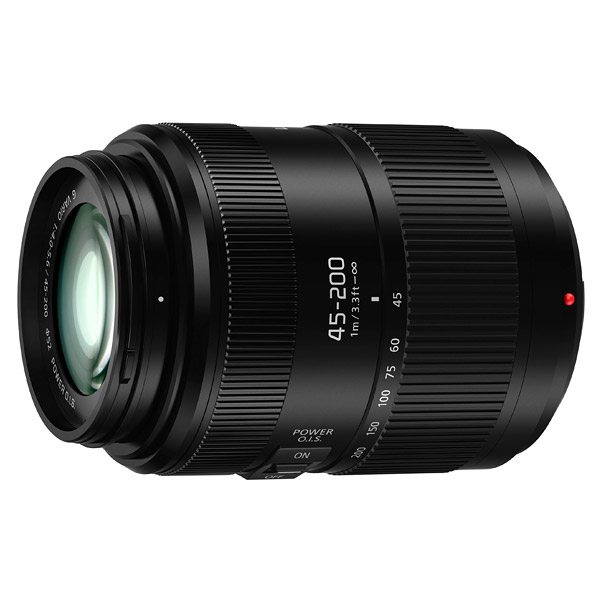 Panasonic Lumix G 45-200mm f/4-5.6 II OIS