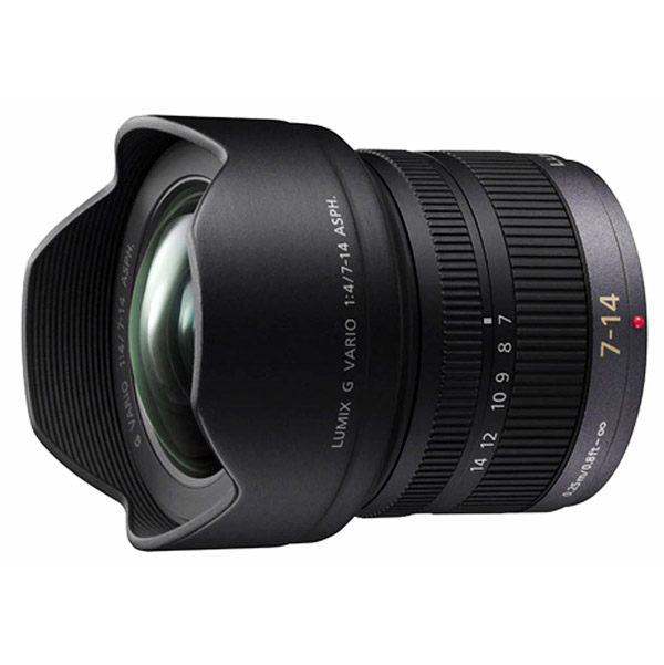 Panasonic Lumix G Vario 7-14mm f/4 ASPH