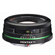 Pentax SMC DA 70mm f/2.4 AL Limited