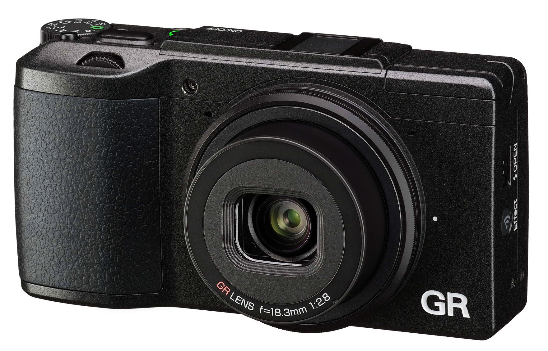 The Ricoh GR II is a pact camera with APS C 1 5x sensor and 16 megapixels manufactured from 2015 The range of sensitivities including ISO extension