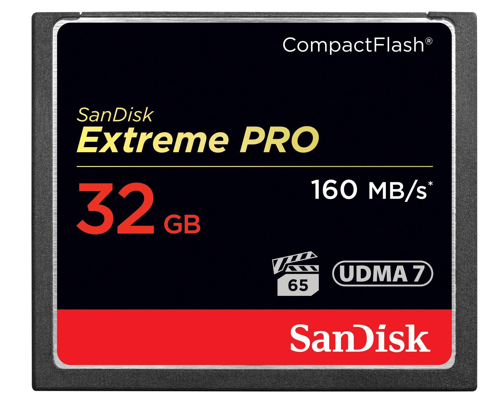 Sandisk Extreme Pro Cf 32 Gb 160 Mb S Specifications And 32gb