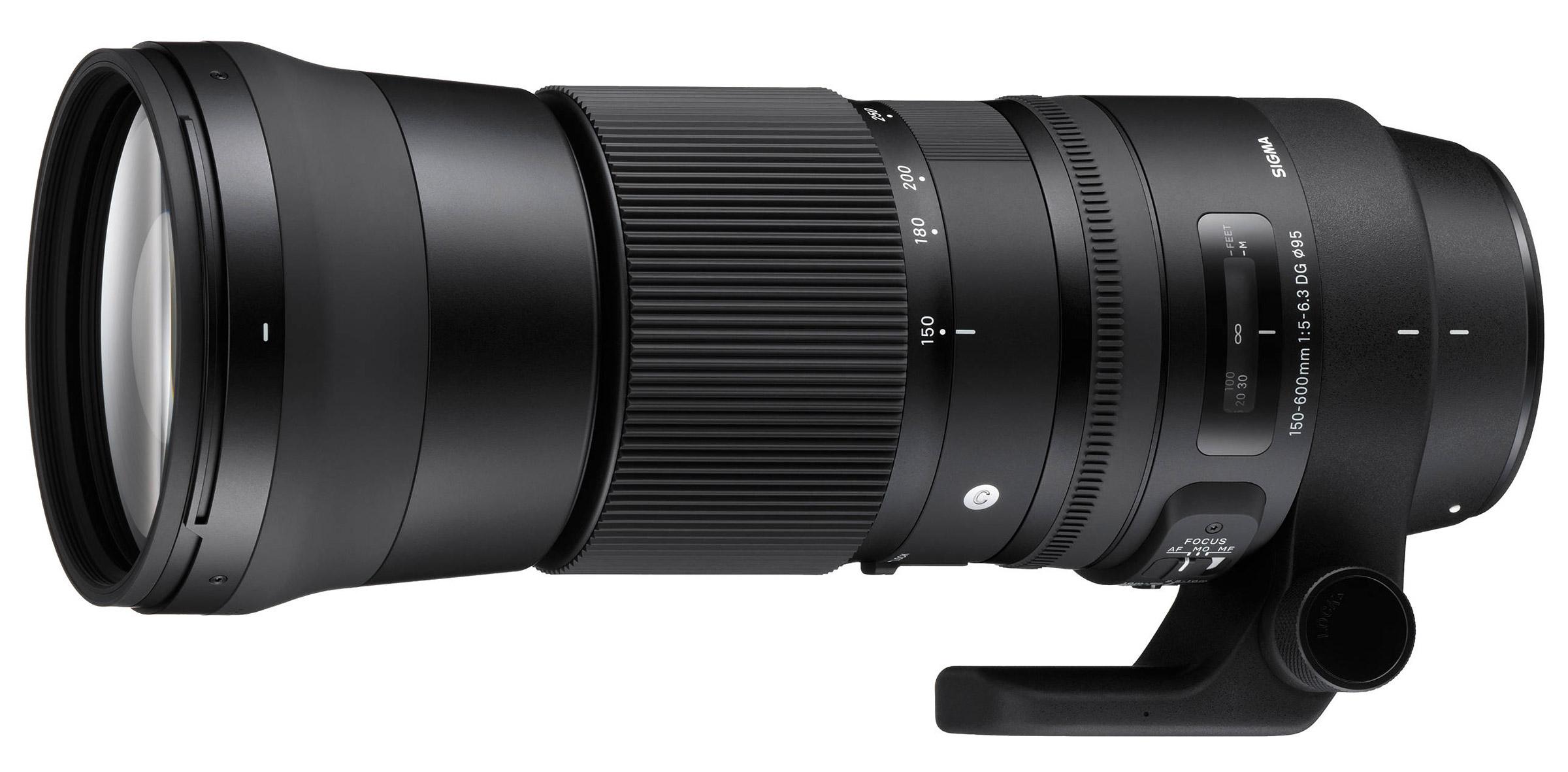 Sigma 150-600mm f/5-6.3 DG OS HSM C