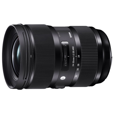 Sigma 24-35mm f/2.0 DG HSM Art